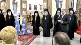 Освящение Спасо-Преображенского собора в г.Могилеве