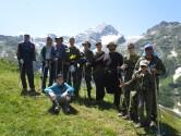 Поход-паломничество на Кавказ в Пятигорскую епархию