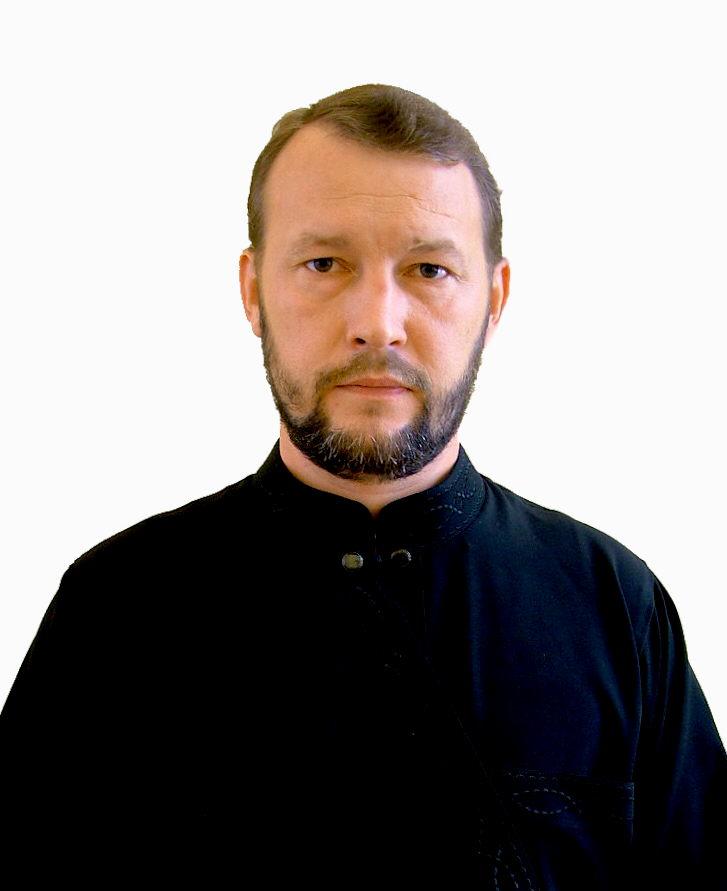 Жук Дмитрий Михайлович — протодиакон