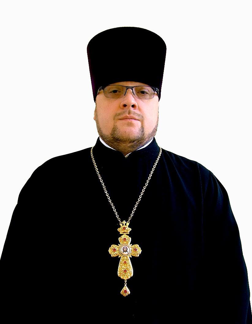 Жук Николай Михайлович — протоиерей
