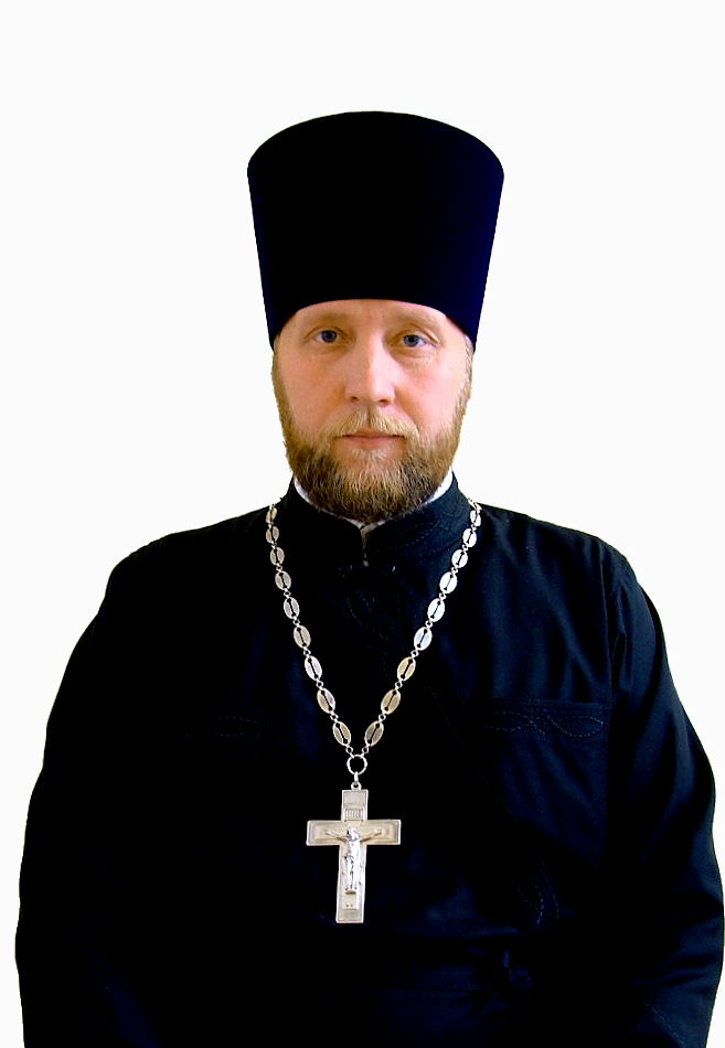 Жук Михаил Михайлович — иерей