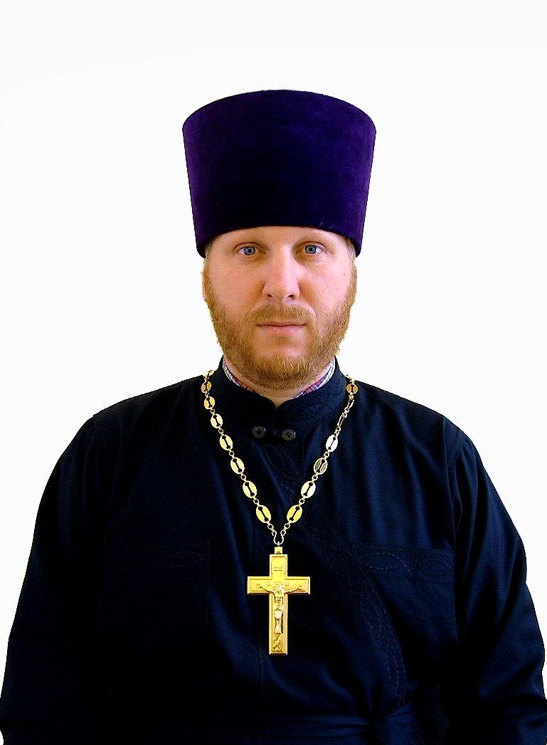 Симончик Валерий Владимирович — иерей