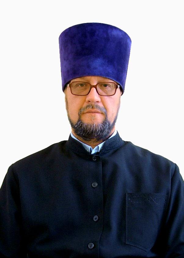 Жук Петр Михайлович — протодиакон