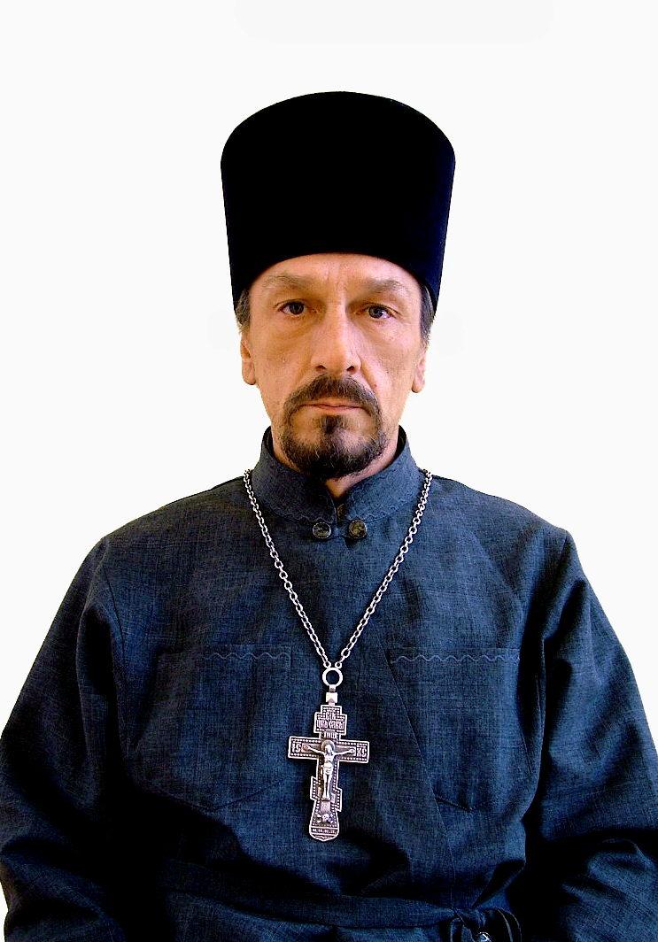 Асепенок Александр Иосифович — иерей
