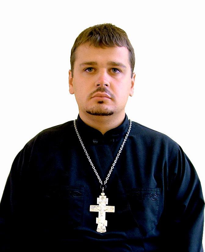 Силантьев Кирилл Сергеевич — иерей