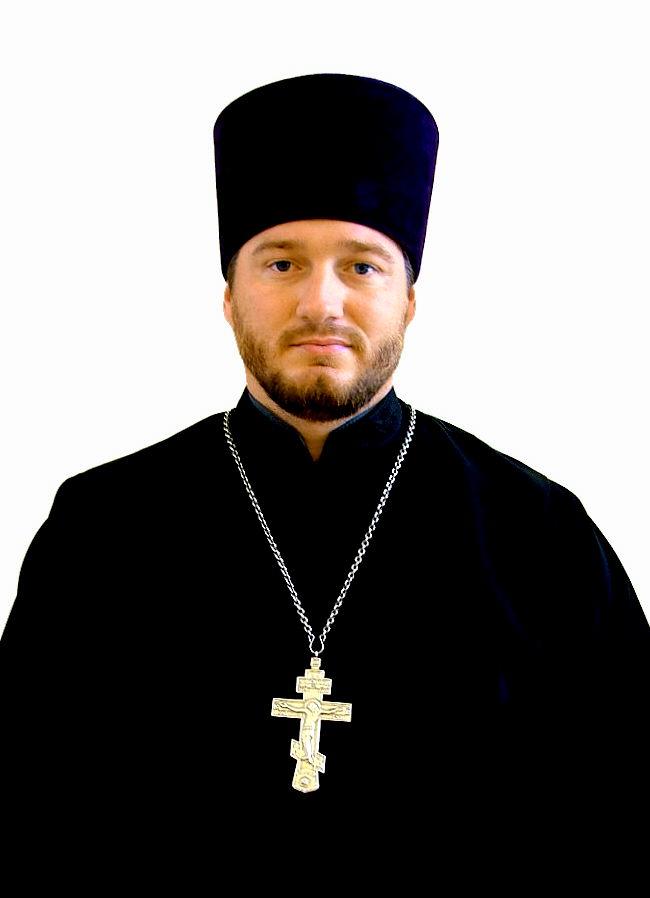 Ревель Василий Викторович  — иерей