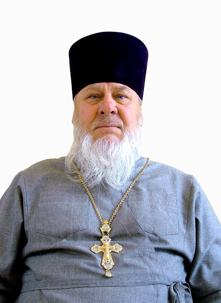 Змушко Николай Николаевич — протоиерей