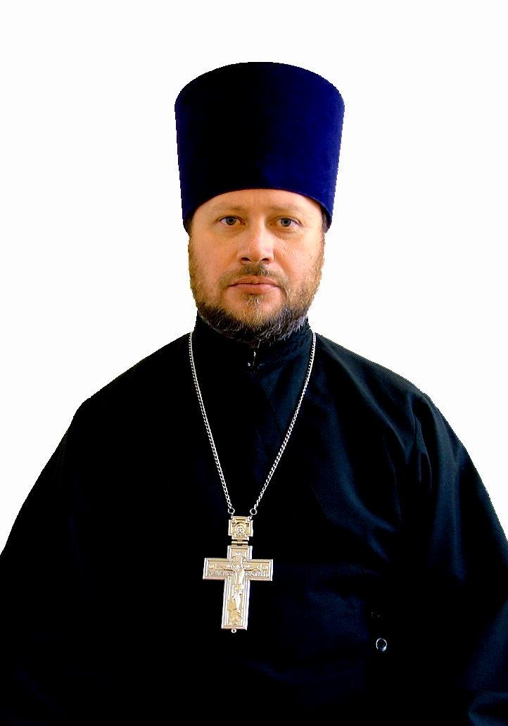 Выговский Роман Викторович — протоиерей