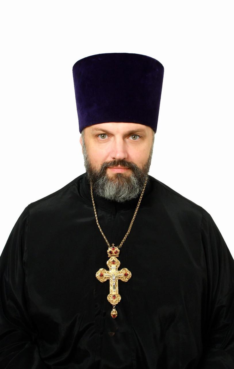 Лобода Сергей Викторович — протоиерей