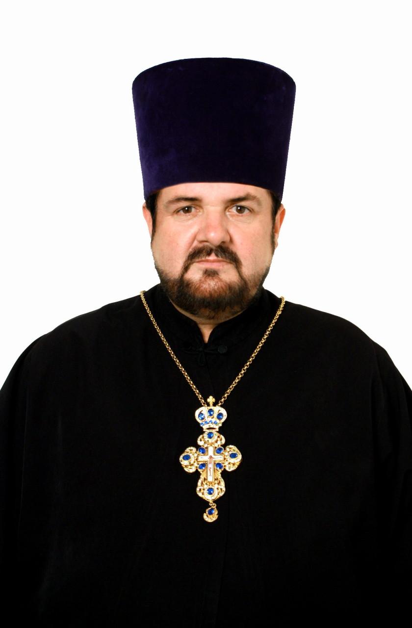 Бугринец Иоанн Васильевич — протоиерей