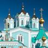 Сайт собора Святой Троицы, г.п.Хотимск