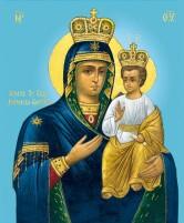 1 апреля — день празднования Могилево-Братской иконы Божией Матери