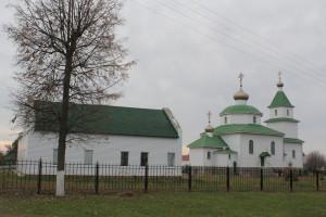 Епископ Софроний освятил «Центр духовного образования детей и молодежи» в г.п.Круглое