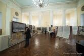 В Москве продолжает работу передвижная выставка из Могилевской епархии о святой Семье Государя Николая II
