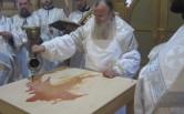 Освящение храма в честь святого равноапостольного Великого князя Владимира в поселке Межиситки