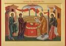 15 февраля — праздник Сретения Господа нашего Иисуса Христа