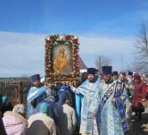 Празднование  Белыничской иконы Божией Матери в 2016 году с 25 апреля переносится на 3 мая