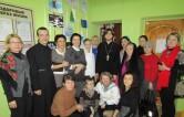 Климовчане показали в Могилеве театрализованное духовно-нравственное представление «Простые истины»