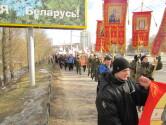 В Могилеве прошел крестный ход в поддержку движения «За запрет абортов»
