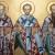 12 февраля — СОБОР ВСЕЛЕНСКИХ УЧИТЕЛЕЙ И СВЯТИТЕЛЕЙ ВАСИЛИЯ ВЕЛИКОГО, ГРИГОРИЯ БОГОСЛОВА И ИОАННА ЗЛАТОУСТА