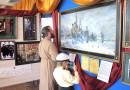 Выставка о святой Царской Семье продолжает работать в Могилеве