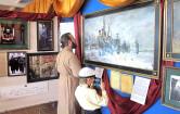 В Могилеве начала работу  выставка  «Венценосная Семья. Путь Любви»