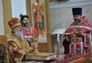 Архиерейское богослужение в Неделю о расслабленном