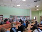 Встреча со священником в ГУО «Средняя школа №1 города Черикова»