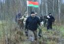 Патриотический поход по партизанским кличевским лесам