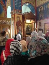 Кричевские паломники посетили Спасо-Преображенский монастырь в Барколабово