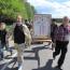ВИДЕО. Начало крестного хода: Могилев — Псков, 27 мая 2017 года.