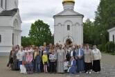 Окончание учебного года в воскресной школе Свято-Николаевского прихода г. Кричева