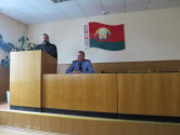 Встреча священника с сотрудниками правоохранительных органов