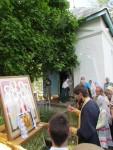 Акафист святым Борису и Глебу у Борисо-Глебской часовни