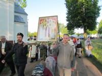Выход из Кутеинского монастыря
