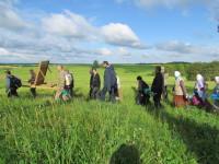 Молитвенное шествие освящает белорусскую землю