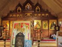 В храме преподобного Сергия