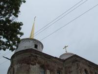Свято-Троицкий храм с приделом в честь Царственных мучеников в селе Островно под Витебском