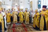 Епископ Софроний поздравил митрополита Павла с Днем тезоименитства