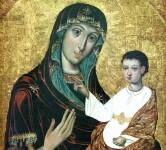 В день празднования Барколабовской иконы Божией Матери архиепископ Могилевский и Мстиславский Софроний возглавил богослужение в Свято-Вознесенском Барколабовском женском монастыре