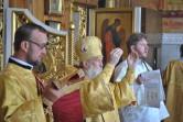 В день Всех святых в земле Русской просиявших епископ Софроний совершил две хиротонии