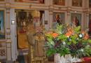 Служение епископа Софрония в праздник первоверховных апостолов Петра и Павла