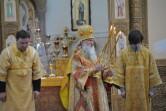 Архиерейская Литургия в Неделю 8-ю по Пятидесятнице