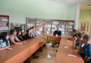 Настоятель чериковского храма встретился с молодежью