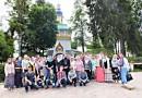 Молодежное братство совершило паломничество в Псково-Печерский монастырь