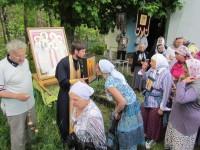 Молебен и Борисо-Глебской часовни
