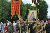 Видео: Торжество в честь свт.Георгия (Конисского). Могилев, 6 августа 2017 года