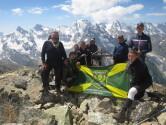Православные альпинисты из Могилева