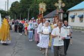 Свято-Георгиевский крестный ход в Чаусах