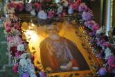 Неделя 18-я по Пятидесятнице. Праздник преподобного Сергия в селе Дашковке.
